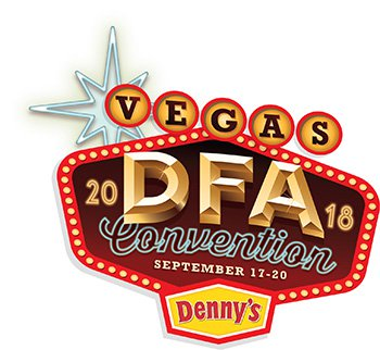 2018 DFA Convention Logo