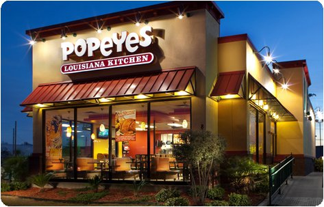 Popeyes Louisiana Kitchen popeyes louisiana kitchen | envysion