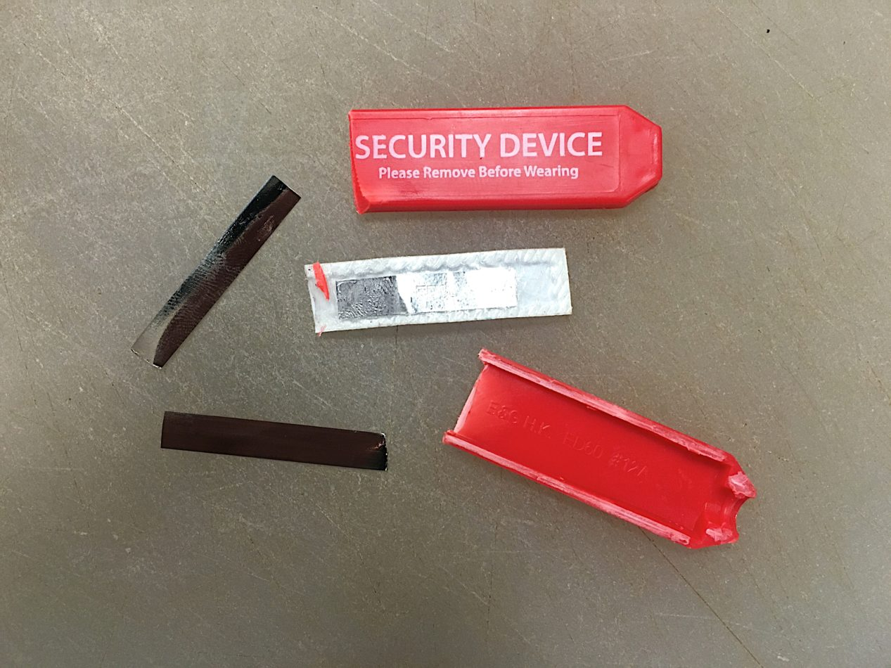 Are Anti-Theft Devices a Thing of the Past?