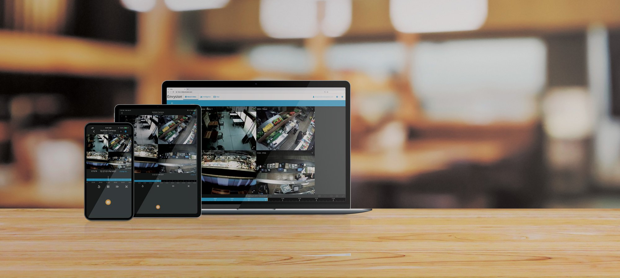 Envysion Introduces New Video Experience to Revolutionize Surveillance and Loss Prevention