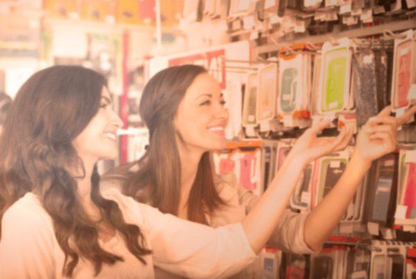 Wireless Retailer scene
